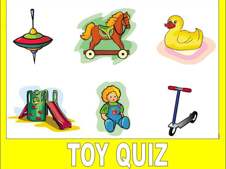 Toy Quiz Time