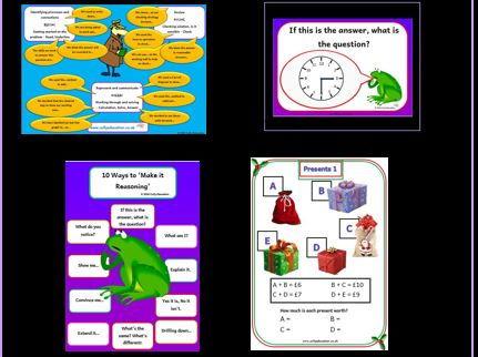 Y4 Numerical Reasoning Pack