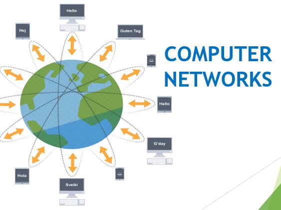 Computer Networks - P2P & CS