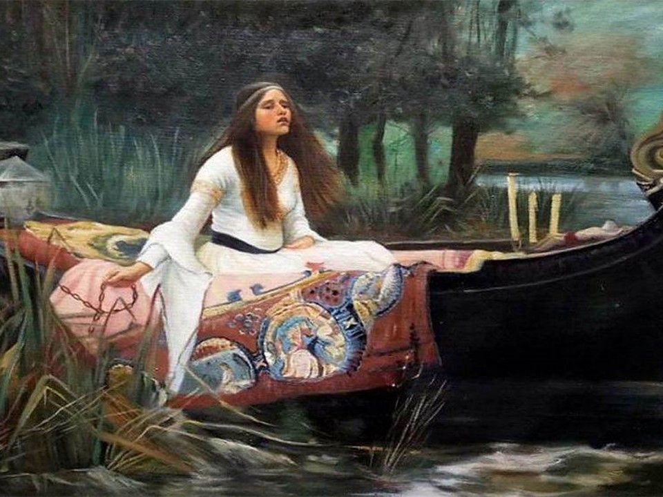 KS3 (7/8/9) The Lady of Shalott Bundle