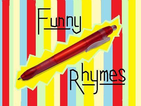 4 Funny Rhymes