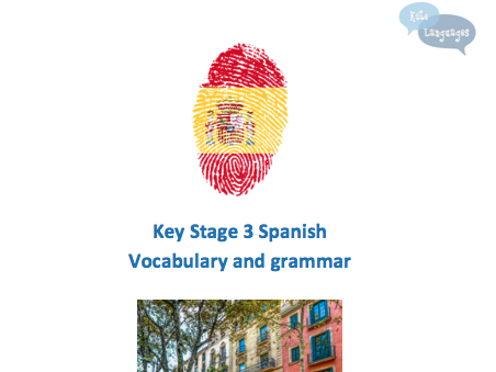 Key Stage 3 Spanish - Vocabulary and Grammar - Where I live