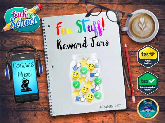 Back to School : Back To School Reward Jars