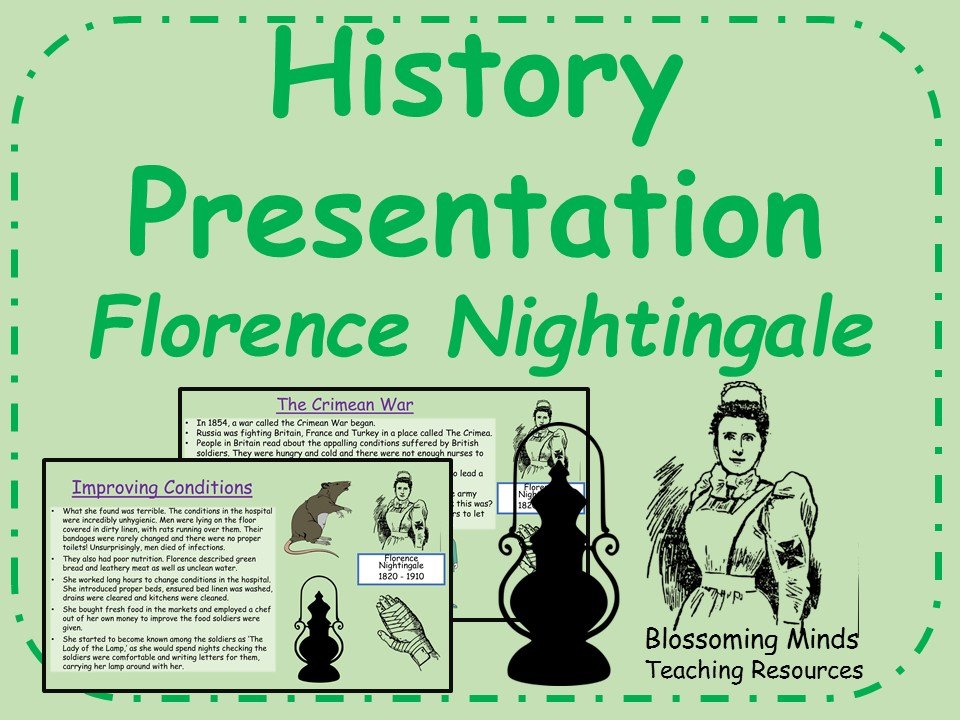 Florence Nightingale History Presentation