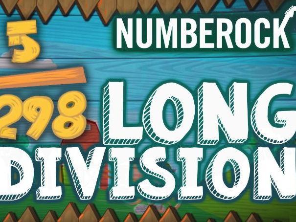 Long Division: KS2 Song