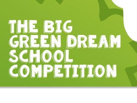 Win £10,000 towards your school's big green dream