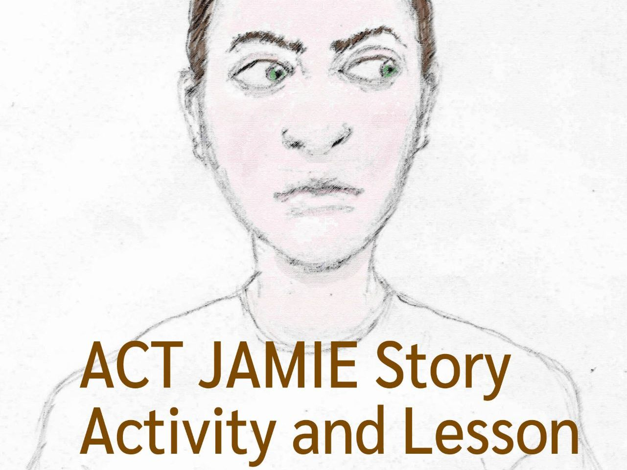 Ask for Help, Start a Conversation, Act Jamie and Talk William Activities PSHE Bundle