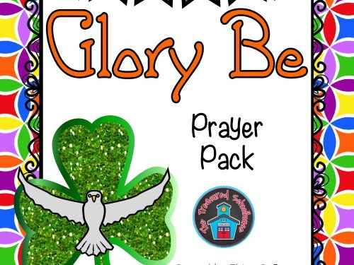 Glory Be Prayer Pack