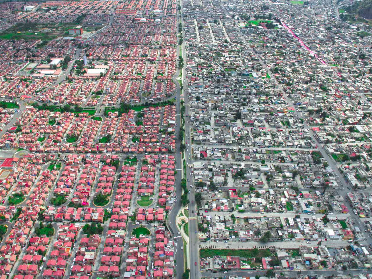 Impacts of Urbanisation in Mexico City