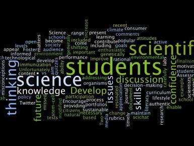 Science KS3 Indicator practical lesson