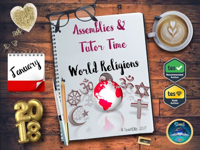 Assembly & Tutor Time : World Religion Day