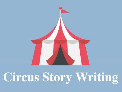 Circus Story Writing PowerPoint (KS1)
