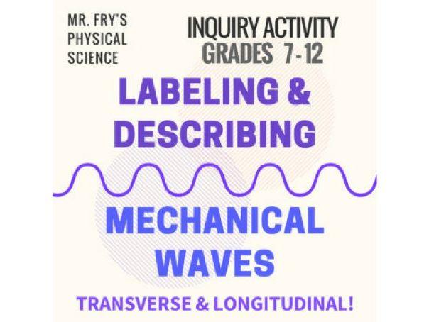 Mechanical Waves Exploration  (HS-PS4-1)