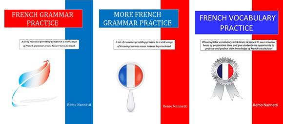 French Grammar & Vocabulary Practice