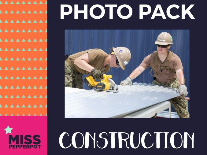Construction Photo Resource Pack
