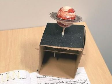 KS2 Cam Toys - Space and Planets