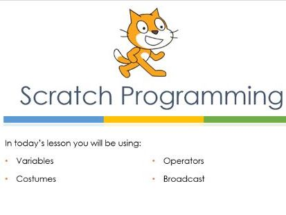 Scratch Incremental Development