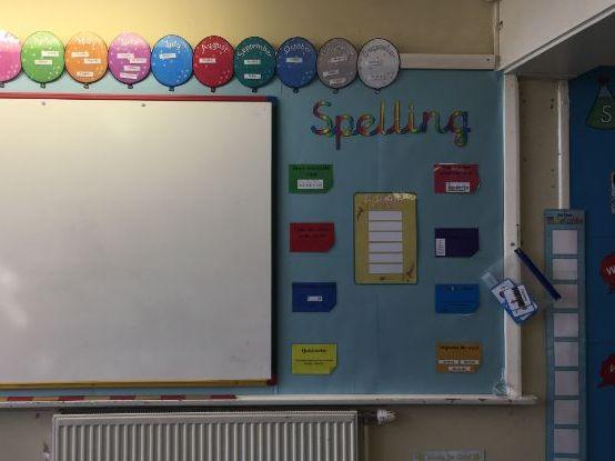 Spelling strategies - NNS