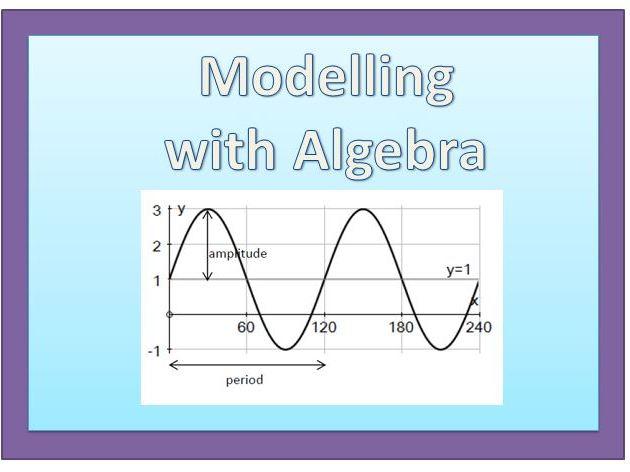 Modelling with Algebra