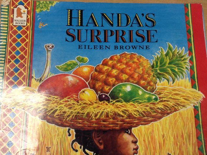 Handa's Surprise 3 week English Unit