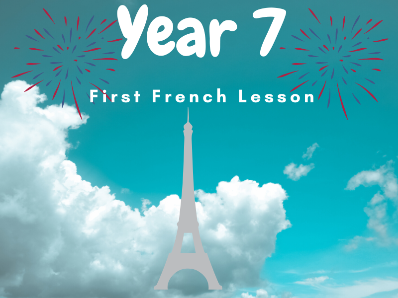 Year 7 First French Lesson