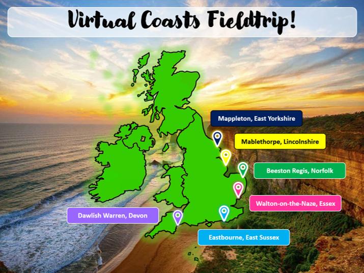 Coasts Virtual Fieldtrip