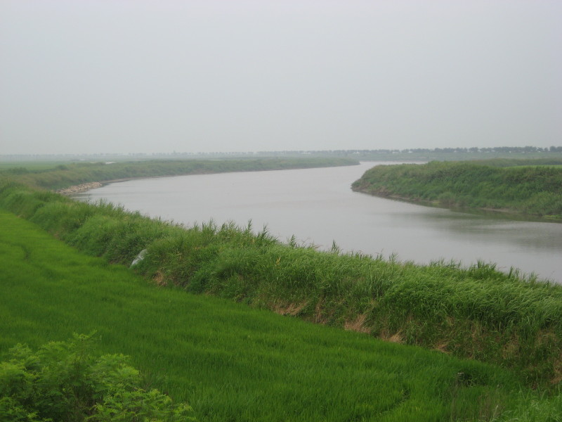 Formation of levees and floodplains, Features of the lower stage