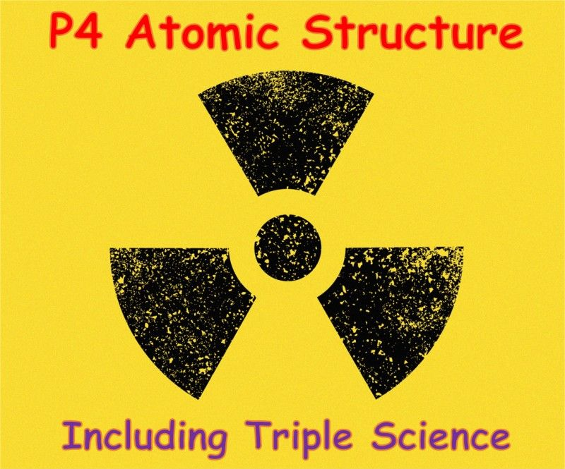 NEW AQA PHYSICS GCSE (TRIPLE SCIENCE) - ATOMIC STRUCTURE - (Full Chapter)