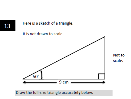 2019 - KS2 Maths Paper 2 - Read and print only