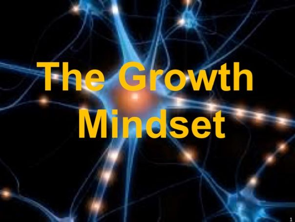 Growth Mindset presentation (Enrichment)