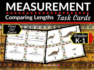 Measurement-Comparing Lengths