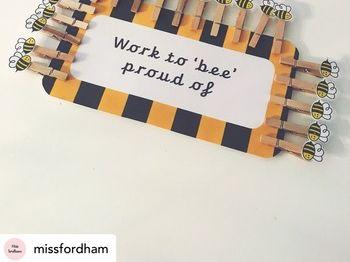 Work to 'Bee' Proud of