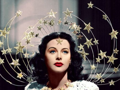 HEDY LAMARR - SPY, SCREEN SIREN AND SCIENTIST.
