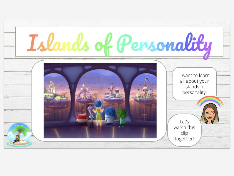 Inside Out - All about our Emotions Project PPT