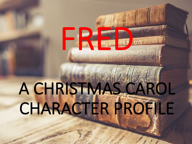 A Christmas Carol - Fred Character Profile