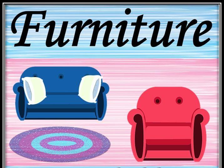 Furniture riddles.
