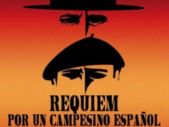 Réquiem por un campesino español comprehension Q&A