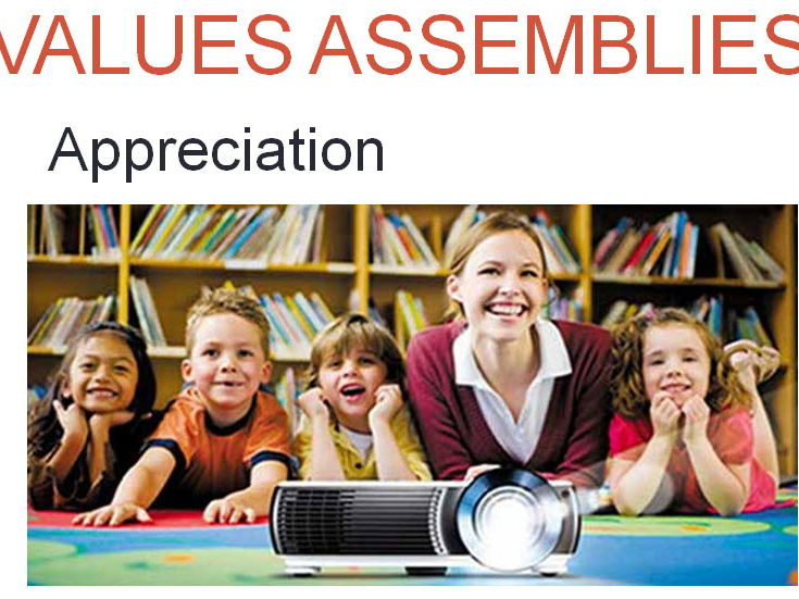 Assembly - Appreciation
