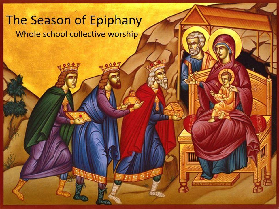 Collect Worship Epiphany