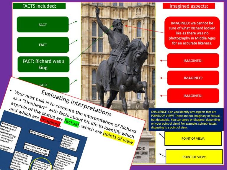 "Interpreting Richard I and the Crusades - Richard ""the Lionheart""?"
