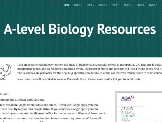 a2 biology essay help