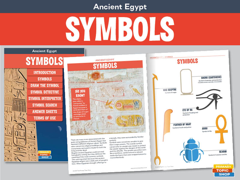 Ancient Egypt - Symbols