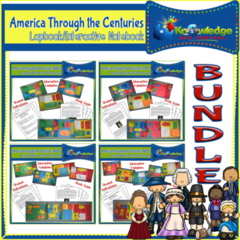 America Through the Centuries Lapbook Bundle
