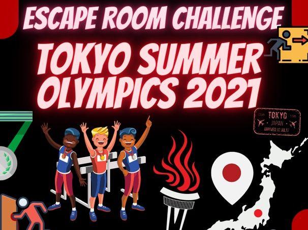 Tokyo Summer Olympics 2021 Escape Room
