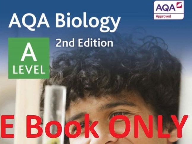 AQA A level Textbook (AS+A2) E book