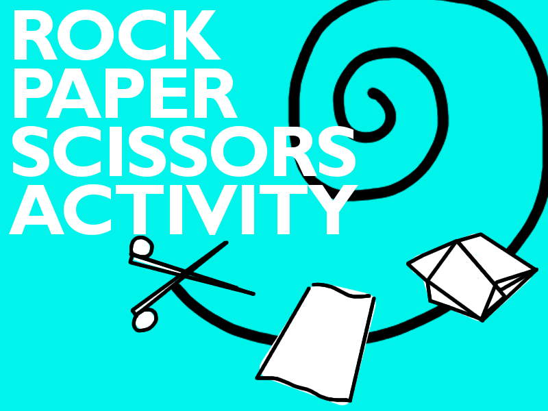 Rock Paper Scissors with a Twist