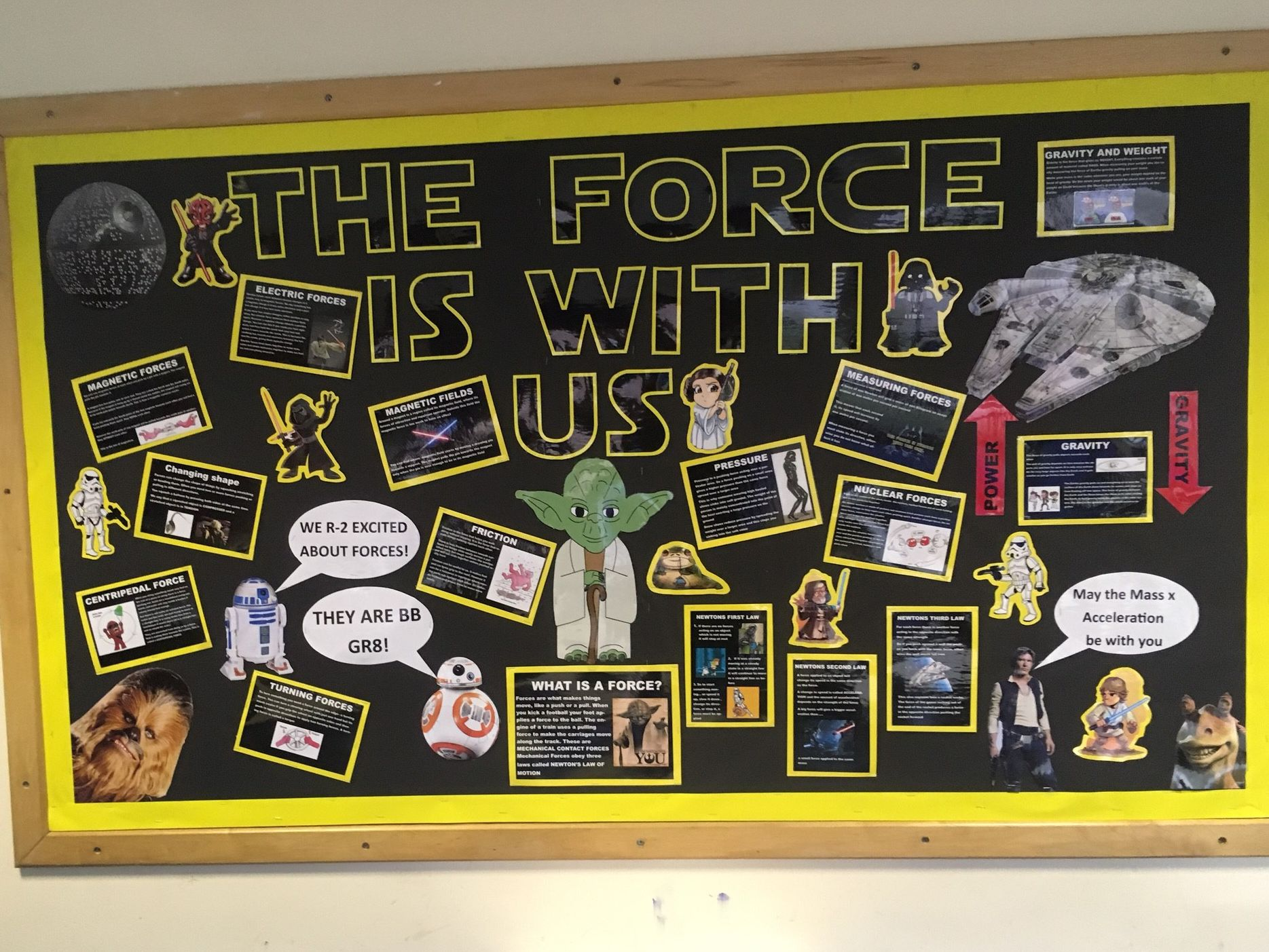 Sci-fi Science Classroom Display Bundle, Justice League, Star Wars x2 and Pokemon Go  Display