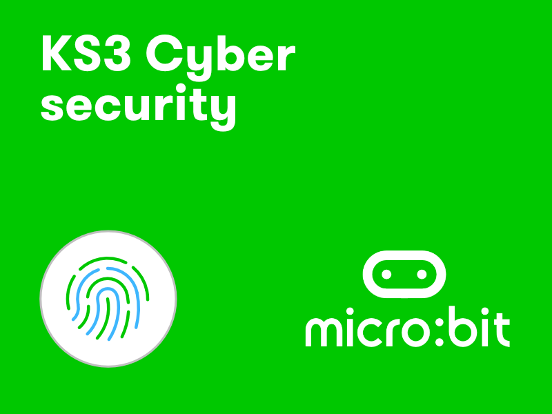 KS3 micro:bit cyber security intro
