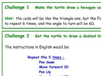 Introduction to programming using Small Basic - (KS2-KS3) - Lesson 2 For loops and Variables