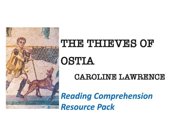 """The Thieves Of Ostia"" Reading Comprehension"